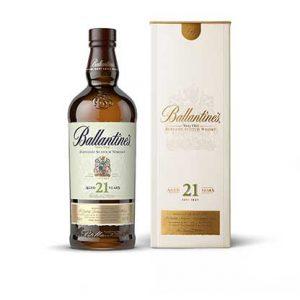 BALLANTINES 21YO