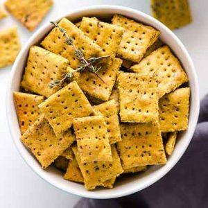 Crackers & Savoury