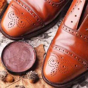 Shoe Polish & Leather Care
