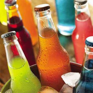 Soft Drinks & Tonic