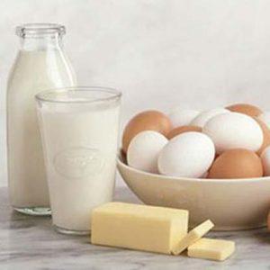 Butter, Cream & Eggs