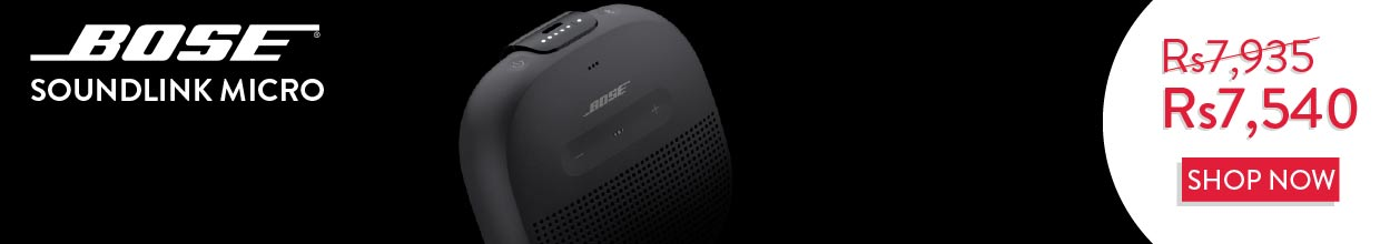 Bose Soundlink Micro Speaker for sale Go Delivery Mauritius Home Delivery